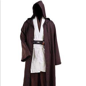 Full Jedi Knight Costume-EUC